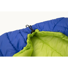Carinthia G 180 Sleeping Bag L blue/lime